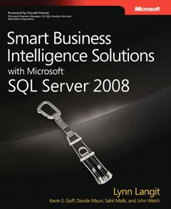 Smart Business Intelligence Solutions with Microsoft SQL Server 2008 (Paperback)-cover