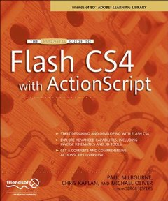 The Essential Guide to Flash CS4 with ActionScript (Paperback)-cover