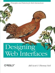 Designing Web Interfaces: Principles and Patterns for Rich Interactions-cover