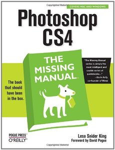 Photoshop CS4 : The Missing Manual (Paperback)-cover
