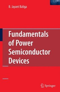 Fundamentals of Power Semiconductor Devices (Hardcover)-cover