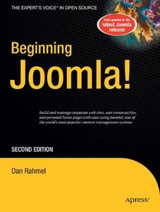 Beginning Joomla!: From Novice to Professional, 2/e (Paperback)-cover
