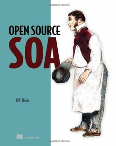 Open Source SOA (Paperback)-cover