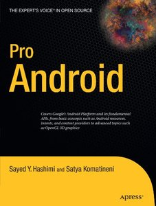 Pro Android (Paperback)-cover