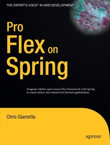 Pro Flex on Spring (Paperback)-cover