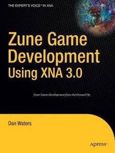 Zune Game Development using XNA 3.0 (Paperback)-cover