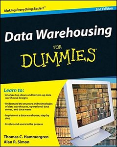 Data Warehousing For Dummies, 2/e (Paperback)-cover