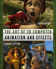 The Art of 3D Computer Animation and Effects, 4/e (Paperback)-cover