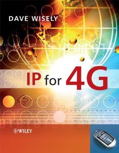 IP for 4G (Hardcover)-cover