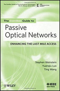 Passive Optical Networks: Flattening the Last Mile Access (Paperback)-cover