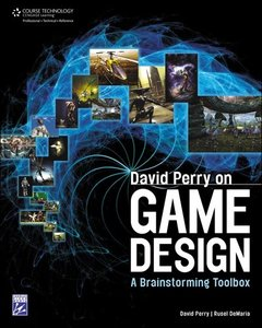 David Perry on Game Design (Paperback)-cover