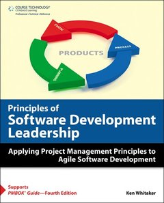 Principles of Software Development Leadership: Applying Project Management Principles to Agile Software Development (Paperback)-cover