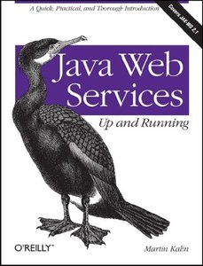 Java Web Services: Up and Running (Paperback)-cover