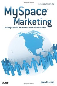 MySpace Marketing: Creating a Social Network to Boom Your Business-cover
