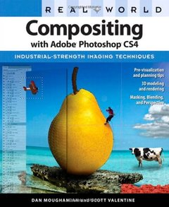 Real World Compositing with Adobe Photoshop CS4 (Paperback)-cover