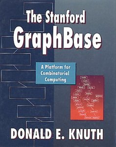 The Stanford GraphBase: A Platform for Combinatorial Computing, (Paperback)-cover
