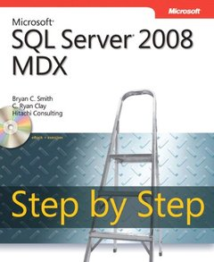 MicrosoftR SQL Server 2008 MDX Step by Step (Paperback)-cover