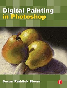 Digital Painting in Photoshop (Paperback)-cover