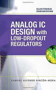 Analog IC Design with Low-Dropout Regulators (Hardcover)-cover
