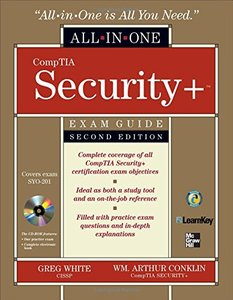 CompTIA Security+ All-in-One Exam Guide, 2/e (Hardcover)-cover