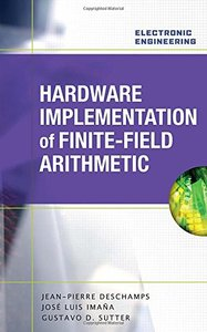 Hardware Implementation of Finite-Field Arithmetic