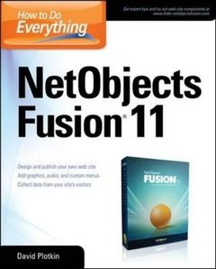How to Do Everything NetObjects Fusion 11 (Paperback)