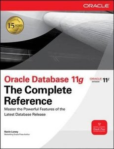 Oracle Database 11g The Complete Reference-cover