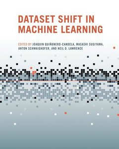 Dataset Shift in Machine Learning (Hardcover)-cover