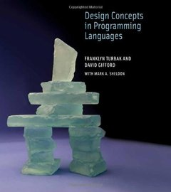 Design Concepts in Programming Languages (Hardcover)