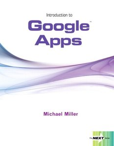 Introduction to Google Apps (Paperback)-cover