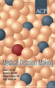 Medical Decision Making (Paperback)-cover