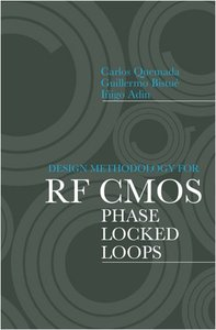Design Methodology for RF CMOS Phase Locked Loops (Hardcover-cover