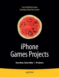 iPhone Games Projects (Paperback)-cover