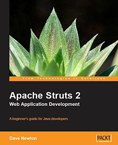 Apache Struts 2 Web Application Development (Paperback)-cover
