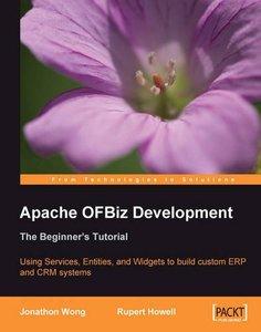 Apache OFBiz Development: The Beginner's Tutorial (Paperback)-cover