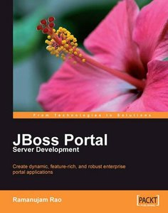 JBoss Portal Server Development (Paperback)-cover