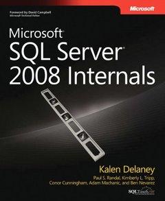 Microsoft SQL Server 2008 Internals (Paperback)-cover