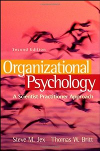 Organizational Psychology: A Scientist-Practitioner Approach (Hardcover)-cover