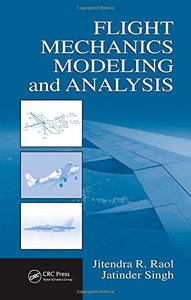 Flight Mechanics Modeling and Analysis (Hardcover)-cover