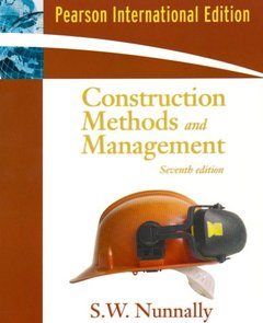Construction Methods and Management, 7/e (IE-Paperback)-cover