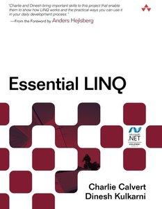 Essential LINQ (Paperback)-cover