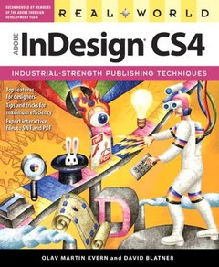 Real World Adobe InDesign CS4 (Paperback)-cover