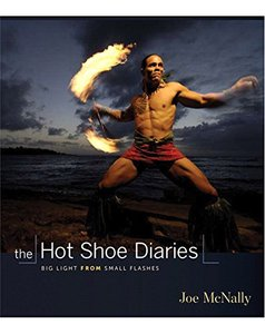 The Hot Shoe Diaries: Big Light from Small Flashes (Paperback)-cover