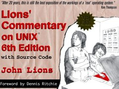 Lions' Commentary on Unix (Paperback)