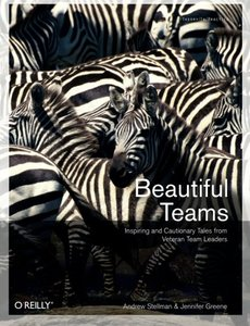 Beautiful Teams: Inspiring and Cautionary Tales from Veteran Team Leaders (Paperback)-cover