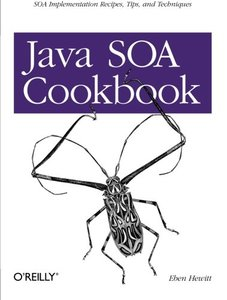 Java SOA Cookbook (Paperback)-cover