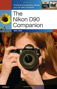 The Nikon D90 Companion (Paperback)-cover