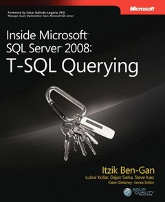 Inside Microsoft SQL Server 2008: T-SQL Querying (Paperback)-cover