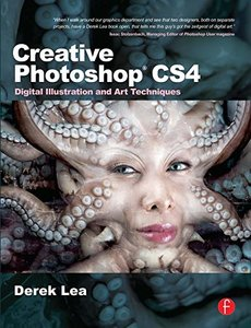 Creative Photoshop CS4: Digital Illustration and Art Techniques (Paperback)-cover