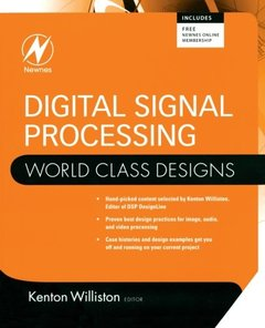 Digital Signal Processing: World Class Designs (Paperback)-cover